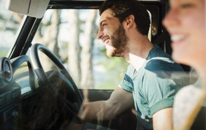 Half of Brits terrified at prospect of sharing car with dates, study finds