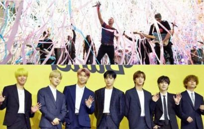 How to Listen to a Preview of Coldplay and BTS' Upcoming Single 'My Universe'