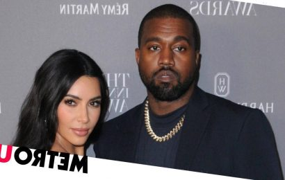 Kanye West allegedly cheated on Kim Kardashian with 'A-list singer'