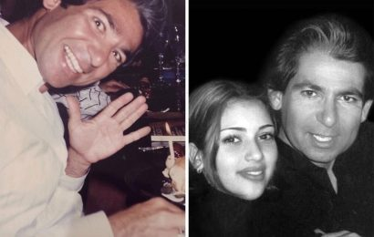 Kim Kardashian mourns dad Robert on 18th anniversary of cancer death and calls tragedy the 'worst day of my life'
