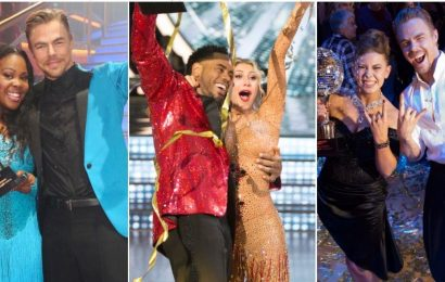 Let's Take a Look at All the Celebs Who Have Won 'Dancing with the Stars'
