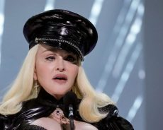 Madonna ditches bra as she poses topless in sizzling Madame X documentary promo