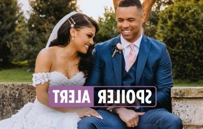 Married At First Sight's Jordon and Alexis 'have split after he dumped girlfriend of 11 years 2 days before it aired'