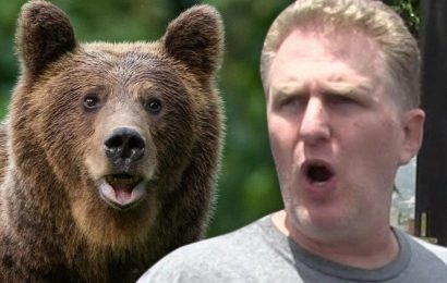 Michael Rapaport Shares Video Showing Bear Break Into His Mom's Car