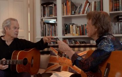 Mick Jagger Joins Brother Chris in Video for Soulful Song 'Anyone Seen My Heart'