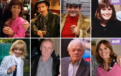 Only Fools and Horses cast: Where the stars are now from the Love Island mentor to Mamma Mia star