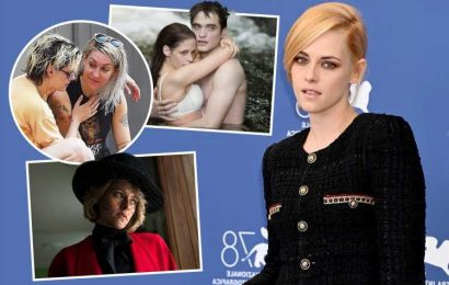 Princess Diana was born with the power to help people but felt so bad inside, says Kristen Stewart
