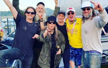 Reef Call Collaboration With Duran Duran Guitarist for New Album A Win Win