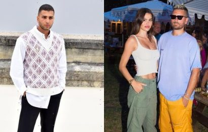 Scott Disick's GF Amelia Hamlin Posts Cryptic Message That Fans Think Is Aimed At Younes Bendjima