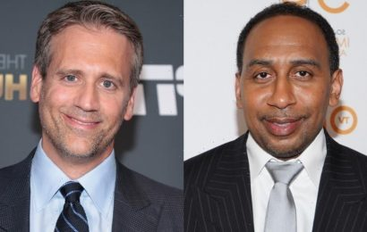 Stephen A Smith Admits He Wanted Max Kellerman Off 'First Take' (Video)