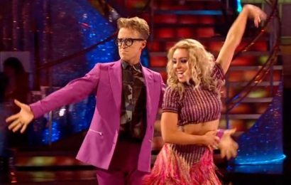 Strictly in crisis as Tom Fletcher tests positive for Covid and future on the show is under threat