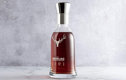 The Dalmore Launches Six Whiskies From Six Decades for Auction