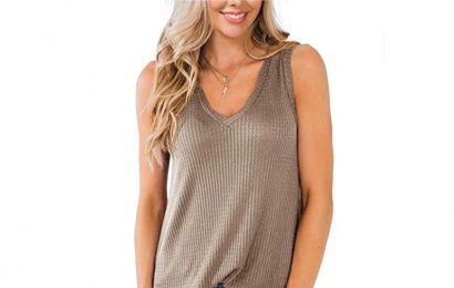 This Comfy Tank Is Made for Lounging and Layering in Every Season