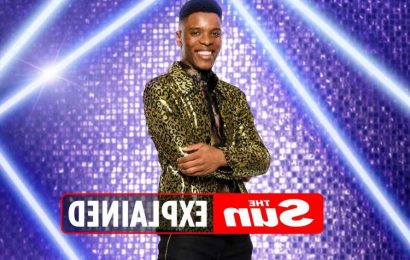 Who is Strictly Come Dancing 2021 contestant Rhys Stephenson?