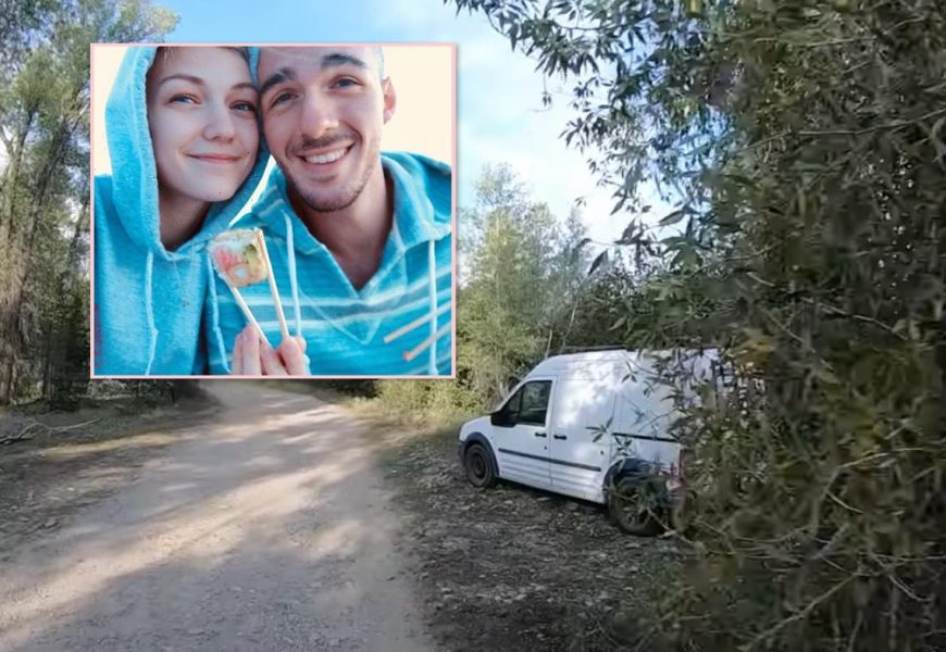 YouTube Video Shows Gabby Petito's Van In Grand Teton National Park Just Days After Last Contact