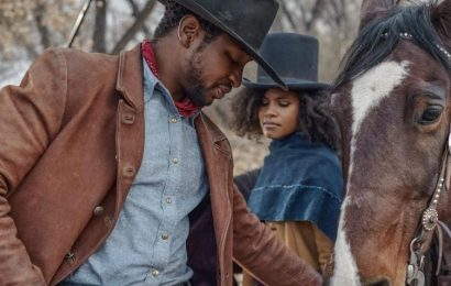 The Harder They Fall Review: Jonathan Majors and Idris Elba Face Off in a Stylish Revenge Western