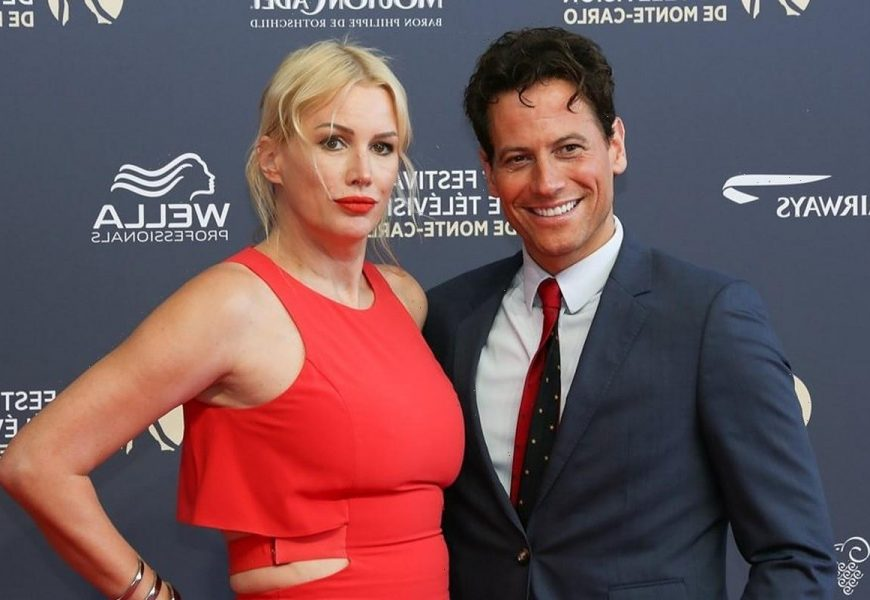 Alice Evans Claims Estranged Husband Ioan Gruffudd Blamed Her for Lack of Job Offers