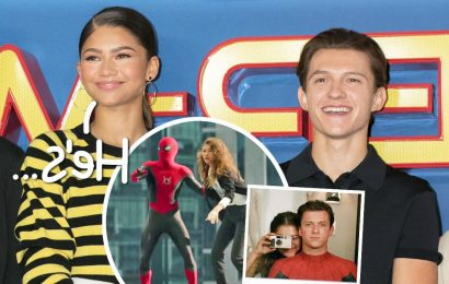 Aww! Zendaya Reveals What She Loves Most About Boyfriend Tom Holland!