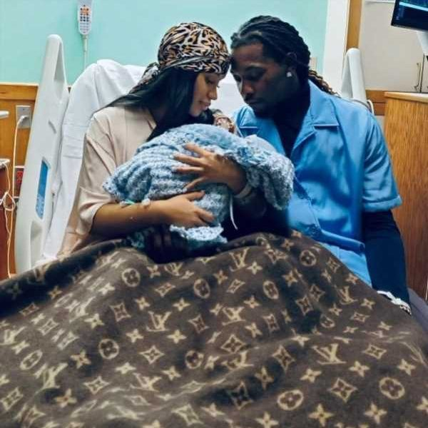 Cardi B Hints At 'Crazy Ass Delivery' Nearly One Month Since Giving Birth To Her Son: 'I Lost So Much Blood'