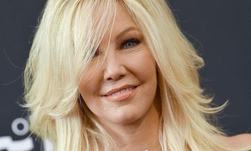 Heather Locklear opens up on finding love again, returning to acting: 'I want it to be something spiritual'