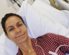 Julia Bradbury happy after breast cancer surgery as shes hailed Superwoman