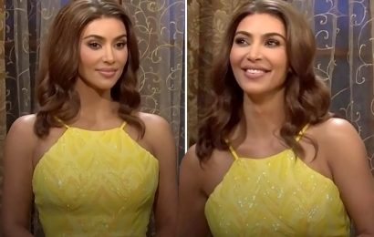 Kim Kardashian's fans want her to be the next Bachelorette after she 'kills it' in SNL dating show sketch with John Cena