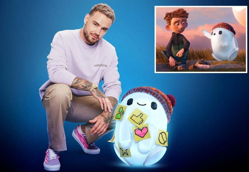 Liam Payne on impressing son Bear by writing the soundtrack to kids' film Ron's Gone Wrong
