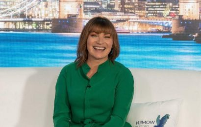 Lorraine Kelly opens up about the menopause and says HRT helped her sex life