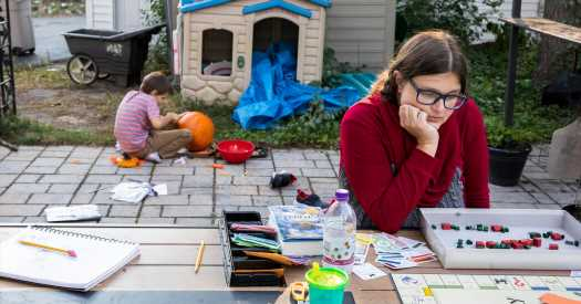 Moms Are Back to Work, But Child Care Resources Are 'Laughable'