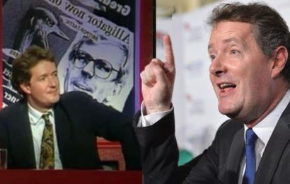 Piers Morgan details awful memories from Have I Got News For You after Ian Hislop swipe