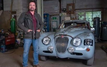 Richard Hammond on working from home, new car restoration show and The Grand Tour return