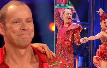 Robert Webb and Dianne Buswell saved from Strictly dance-off – heres the evidence