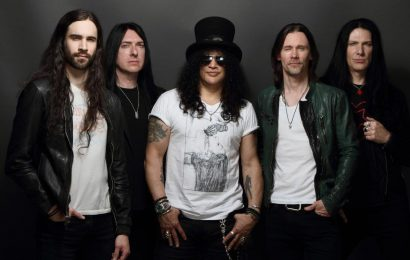 Slash Boasts About New Myles Kennedy and the Conspirators Album Being Their Best
