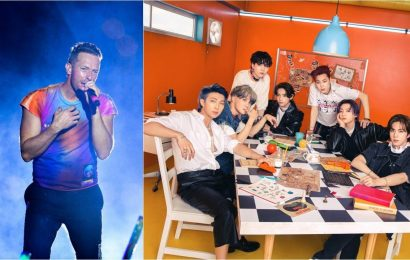 What Coldplay's Chris Martin Likes the Most About BTS' Music